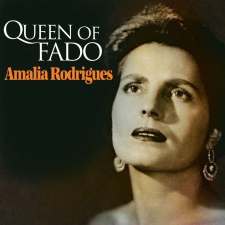 Amália Rodrigues: Queen of Fado - Plak