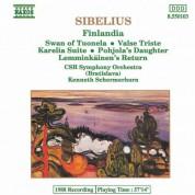 Slovak Radio Symphony Orchestra: Sibelius: Finlandia - CD
