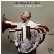 Stephane Belmondo: Same As It Never Was Before - CD