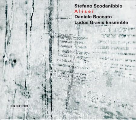 Daniele Roccato, Ludus Gravis Ensemble: Alisei - CD