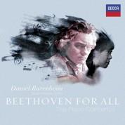 Daniel Barenboim, Staatskapelle Berlin: Beethoven: For All - The Piano Concertos - CD