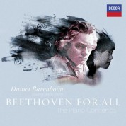 Daniel Barenboim, Staatskapelle Berlin: Beethoven: For All - The Piano Concertos - CD