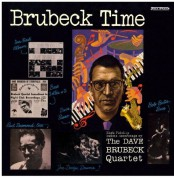 Dave Brubeck Quartet: Brubeck Time - Plak