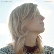 Linda McCartney: Wide Prairie (Milk/Blue Vinyl) - Plak