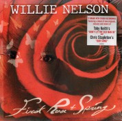 Willie Nelson: First Rose Of Spring - Plak