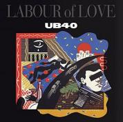 UB40: Labour Of Love - Plak