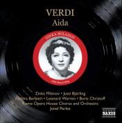 Verdi: Aida (Milanov, Bjorling, Perlea) (1955) - CD