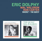 Eric Dolphy, Mal Waldron, Ron Carter: Where? + The Quest - CD