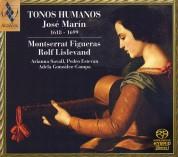 Montserrat Figueras, Rolf Lislevand: Jose Marin: Tonos Humanos (SACD) - SACD