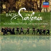 Accademia Bizantina, Ottavio Dantone: Bach, J.S.: Sinfonia - CD