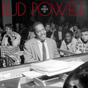 Bud Powell: The Genius Of Bud Powell + 7 Bonus Tracks! (Images By Iconic Photographer Francis Wolff) - Plak