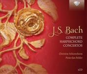 Christine Schornsheim, Neues Bachisches Collegium Musicum, Burkhard Glaetzner, Musica Amphion, Pieter-Jan Belder: J.S. Bach: Complete Harpsichord Concertos - CD