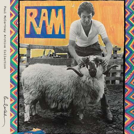 Paul McCartney: RAM (Remastered) - Plak