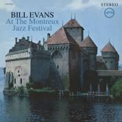 Bill Evans At The Montreux Jazz Festival - Plak