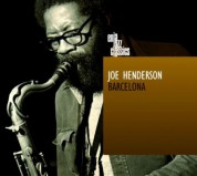 Joe Henderson: Barcelona - CD