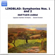 Lindblad: Symphonies Nos. 1 and 2 - CD