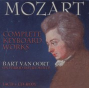 Bart van Oort: Mozart: Complete Works for Pianoforte - CD