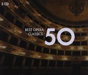 Çeşitli Sanatçılar: 50 Best Opera Classics - CD