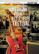 Çeşitli Sanatçılar, Muddy Waters, Willie Dixon: American Folk Blues Festival 1962-1966 Vol.1 - DVD
