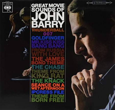 John Barry: Great Movie Sounds Of John Barry - Plak