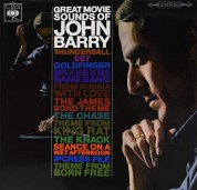 John Barry: Great Movie Sounds Of John Barry - Plak