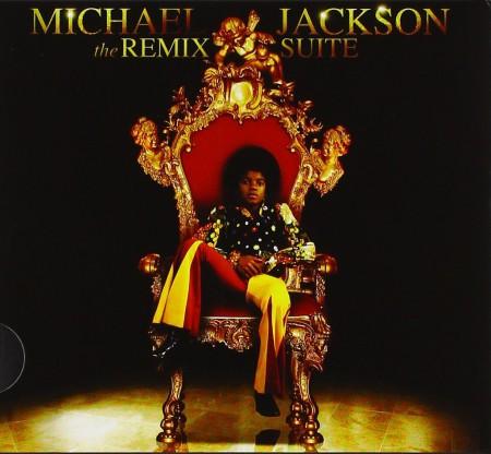 Michael Jackson: The Remix Suite - CD