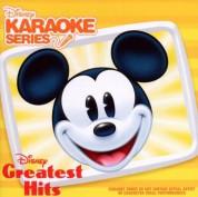Çeşitli Sanatçılar: Karaoke: Disney Greatest Hits - CD