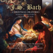 Arleen Auger, Annelies Burmeister, Peter Schreier, Theo Adam, Dresdner Philharmonie, Martin Flämig: J.S. Bach: Christmas Oratorio - CD