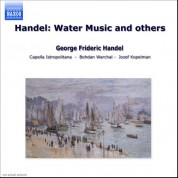 Handel: Water Music and Others - CD