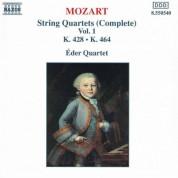 Mozart: String Quartets, K. 464 and K. 428 - CD
