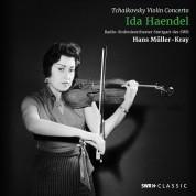 Ida Haendel, Radio-Sinfonieorchester Stuttgart, Hans Müller-Kray: Tchaikovsky: Violin Concerto - Plak