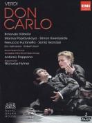 Rolando Villazón, Marina Poplavskaya, Simon Keenlyside, Ferruccio Furlanetto, Orchestra of the Royal Opera House, Covent Garden, Antonio Pappano: Verdi: Don Carlo - DVD