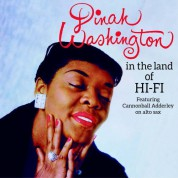 Dinah Washington: In The Land Of Hi-Fi + Unforgettable + 4 Bonus Tracks - CD