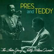 Lester Young: Pres & Teddy + 12 Bonus Tracks - CD