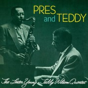 Lester Young: Pres & Teddy + 12 Bonus Tracks - CD