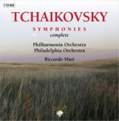 Riccardo Muti: Tchaikovsky: Complete Symphonies - CD