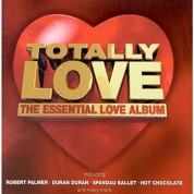 Çeşitli Sanatçılar: Totally Love - CD