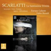 Fabio Biondi, Europa Galante: Scarlatti: La Santissima Trinita - CD