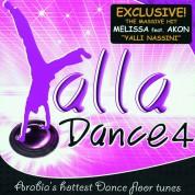 Çeşitli Sanatçılar: Yalla Dance 4 - CD