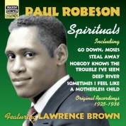 Robeson, Paul: Spirituals, Vol.  1 (1925-1936) - CD
