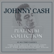Johnny Cash: Platinum Collection (Coloured Vinyl) - Plak