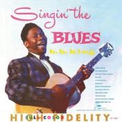 B.B. King: Singin' The Blues - Plak