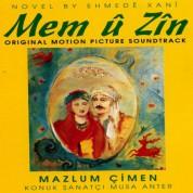 Mazlum Çimen: Mem U Zin / Orijinal Film Müzigi - CD