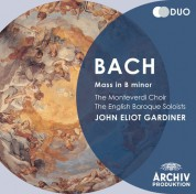John Eliot Gardiner, The English Baroque Soloists, The Monteverdi Choir: Bach, J.S.: Mass İn B Minor Bwv 232 - CD