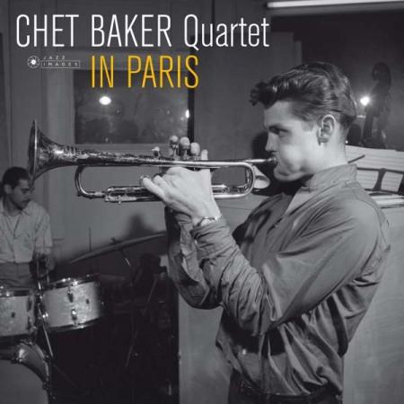 Chet Baker Quartet: In Paris - Plak