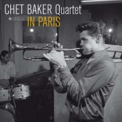 Chet Baker Quartet: In Paris - Plak