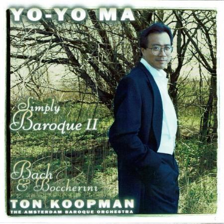 Yo-Yo Ma, Ton Koopman, The Amsterdam Baroque Orchestra: Simply Baroque II - CD