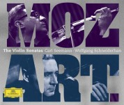 Carl Seemann, Wolfgang Schneiderhan: Mozart: The Violin Sonatas - CD
