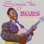 B.B. King: Singin' The Blues + More B.B.King + 4 Bonus Tracks! - CD