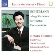 Piano Recital: Kotaro Fukuma - CD